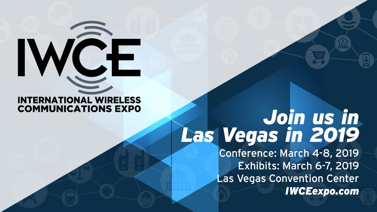 Come see us at IWCE 2019
